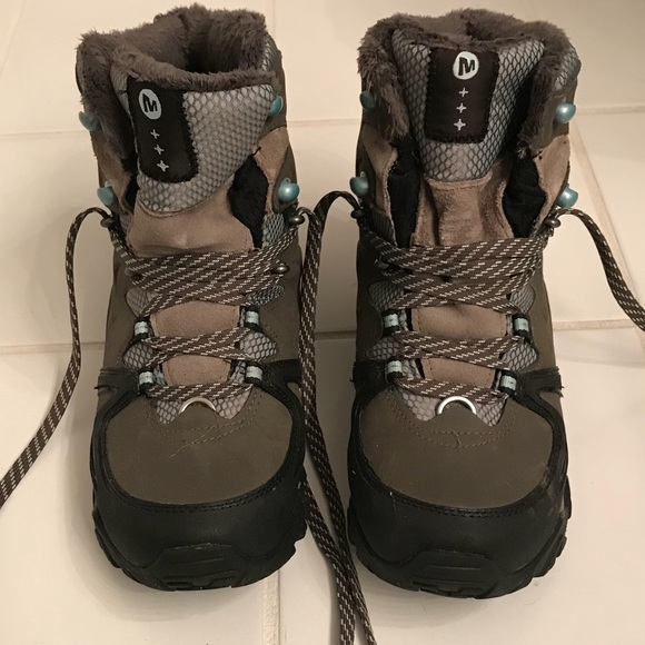 f067d44d82b Reserved MERRELL Women's Moab FST Ice+ Thermo Boot
